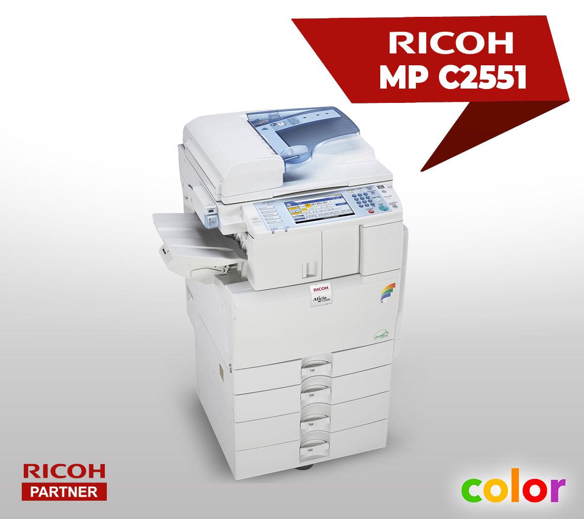 mp c2551