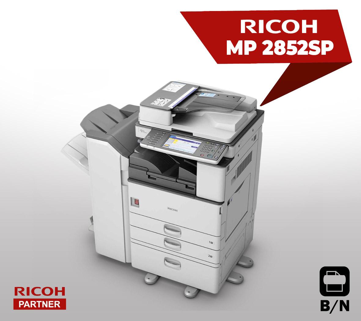 ricoh mp 2852p